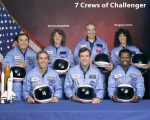 Challenger Crew Photoshoot