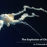 Challenger Disaster after 73 seconds of launch | Challenger Explosion